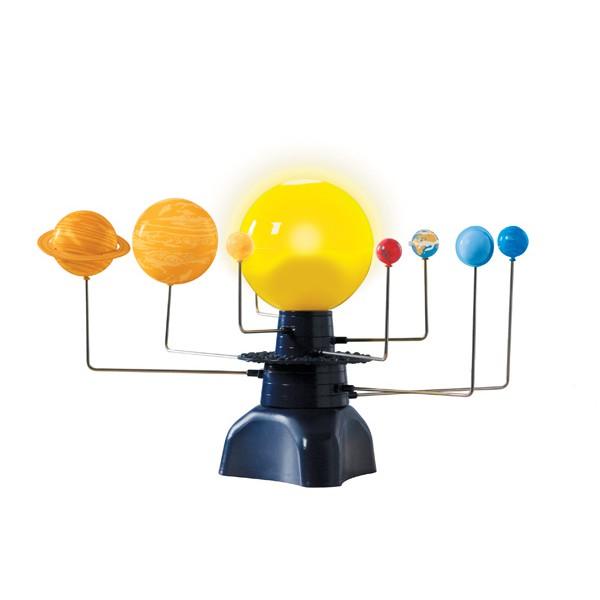 Maquette du système solaire de Pierron